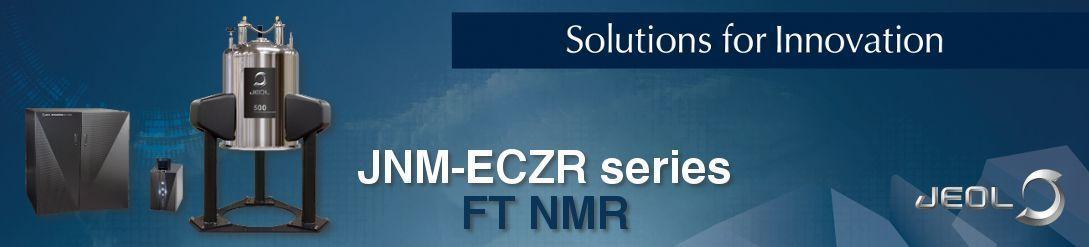 Spectromètre JEOL : série JNM-ECZR