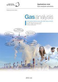télécharger Gas analysis