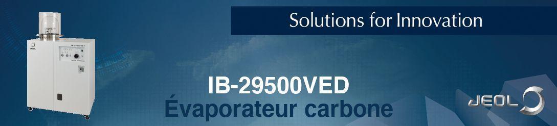 présentation de l'IB-29500VED
