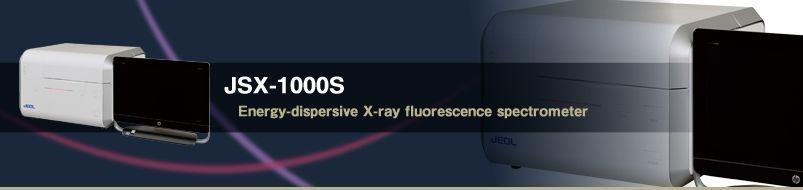 spectromètre à fluorescence X JSX-1000S