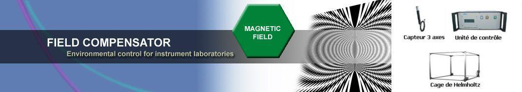 compensateur de champs magnétiques