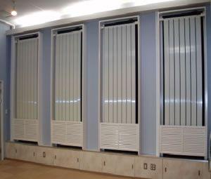 panneaux radiants
