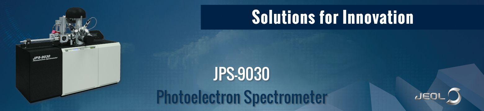 Photoelectron spectrometer JPS-9030