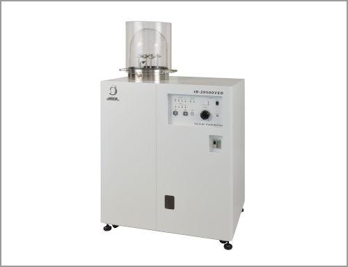 présentation de l'évaporateur Carbone et métalliseur haute résolution IB-29500VED